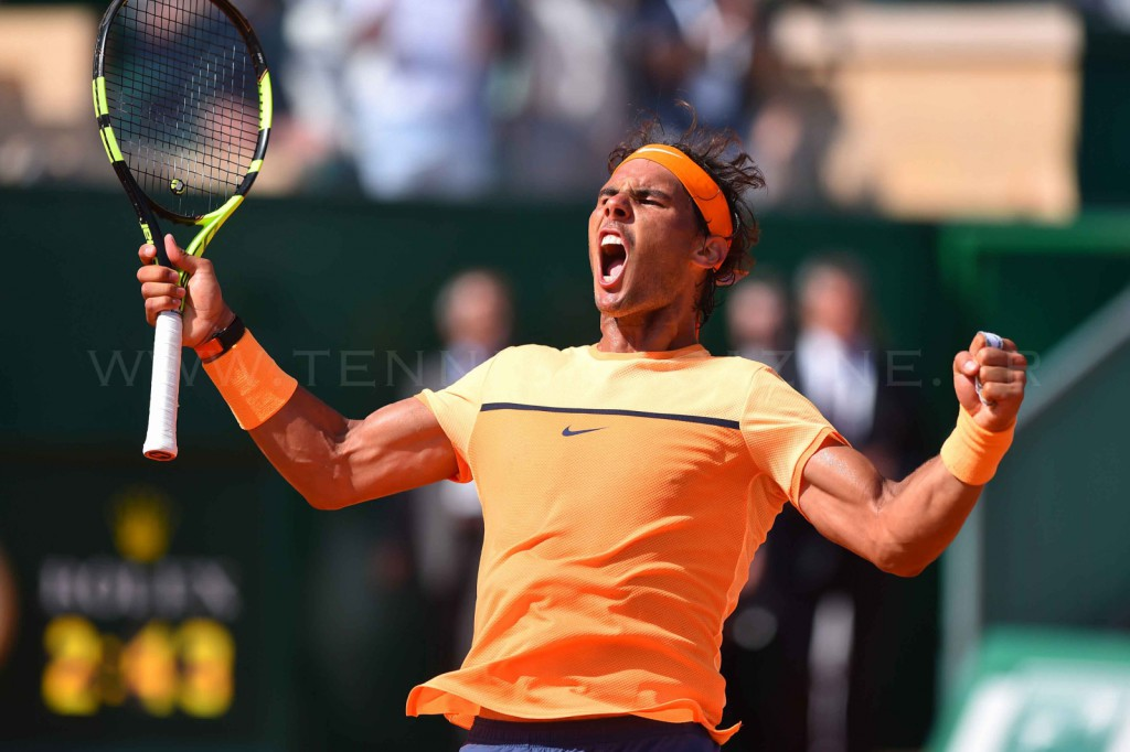 Monte Carlo – Nadal – Murray : les photos de la demi-finale