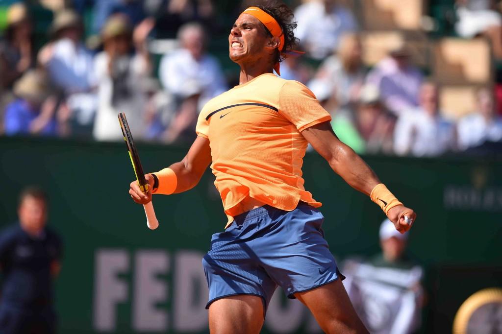 Monte-Carlo : Nadal, retour tonitruant