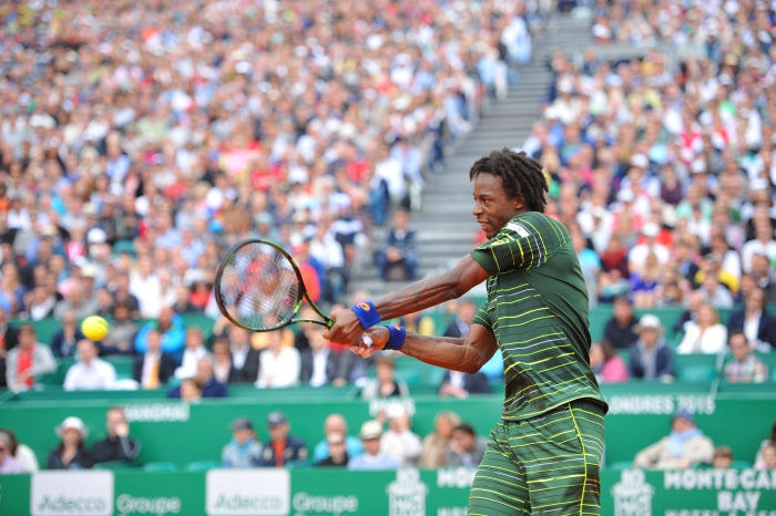 "Monfils ""trahit"" ses ambitions"