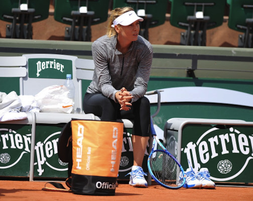 Quelle sanction pour Maria Sharapova ?