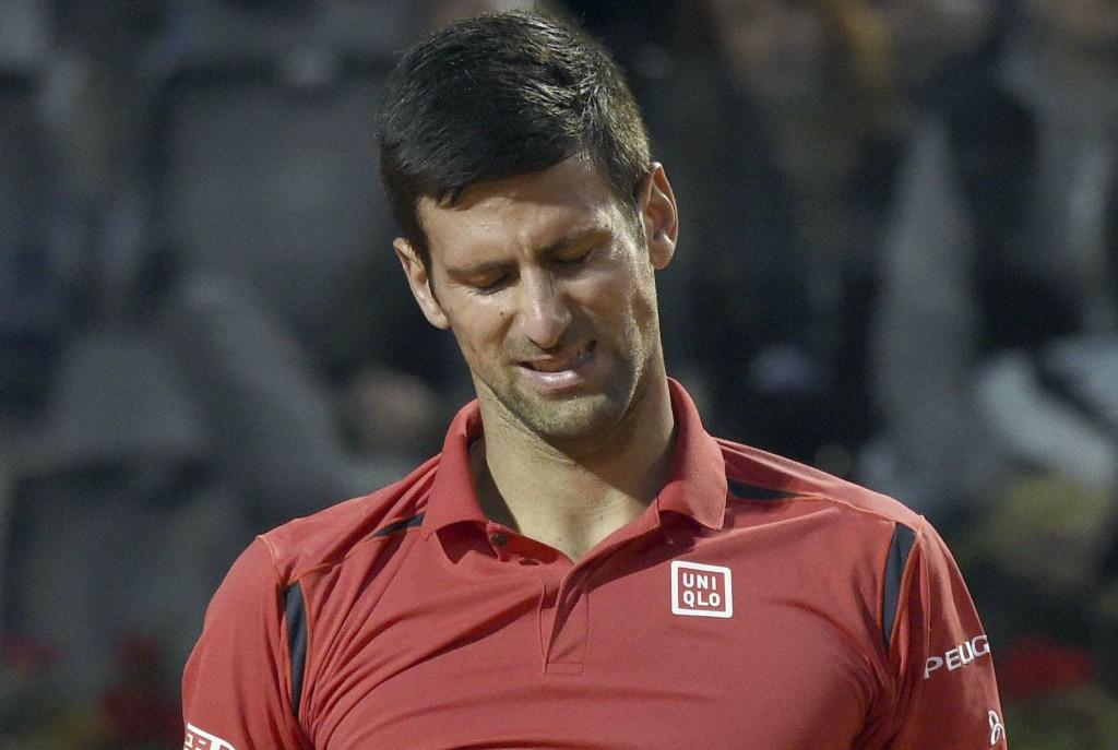 Les gaffes étonnantes de Djokovic