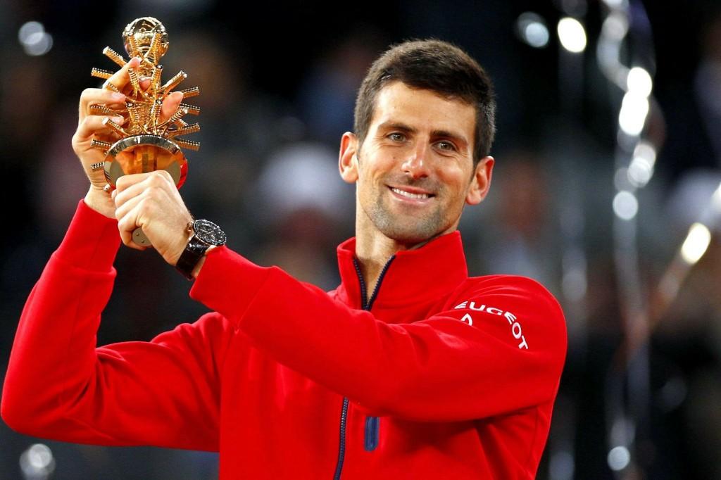 Djokovic vainqueur à Madrid : c'était presque parfait