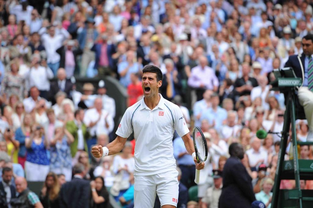 """Wimbledon : Djokovic est un """"monstre"""""""