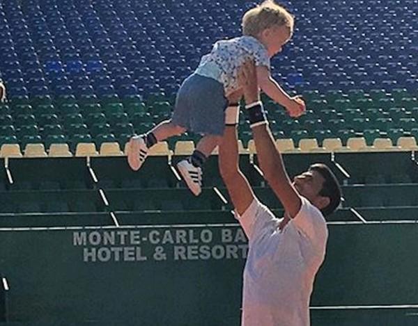 Djokovic enfant twitter 2