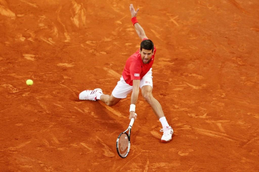 Djokovic ne déconnecte jamais : ce qu'il a dit à Madrid en votre absence