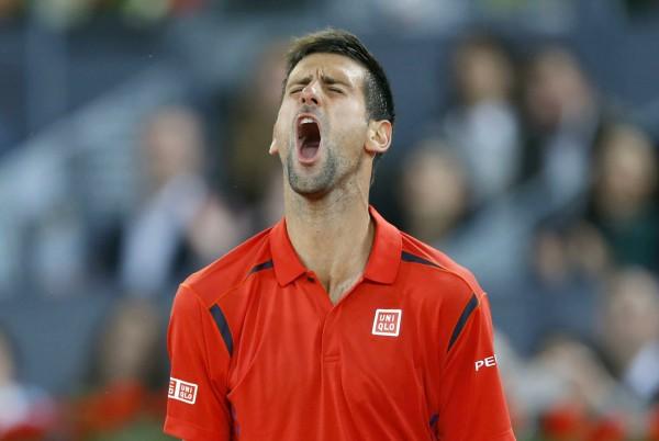 Novak Djokovic, vainqueur du Masters 1000 de Madrid.