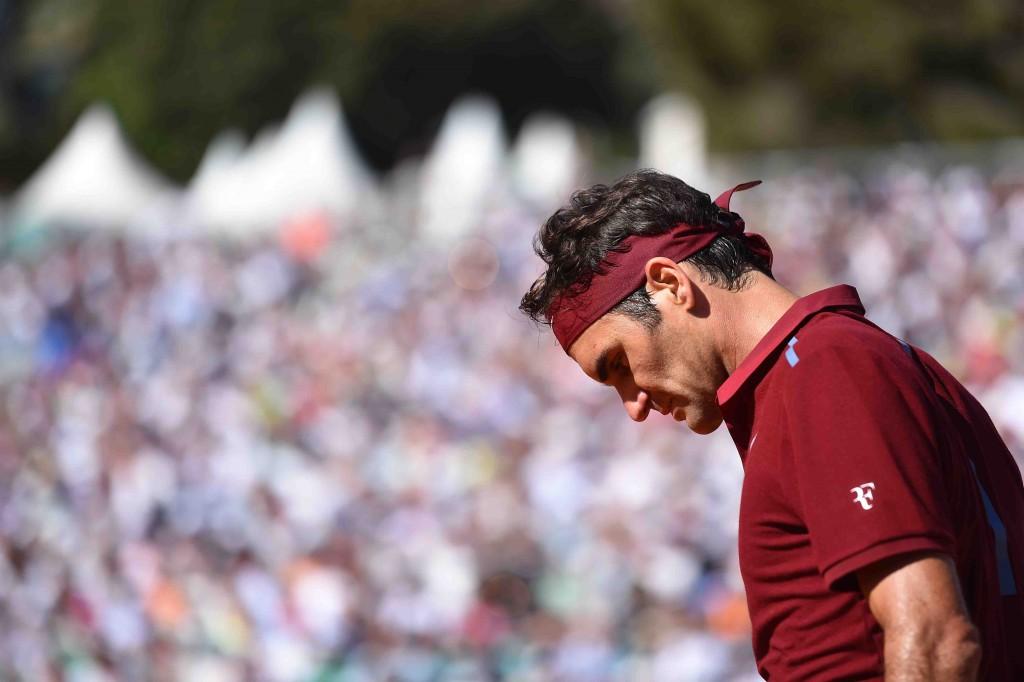 Les 3 conséquences du forfait de Federer à Roland-Garros
