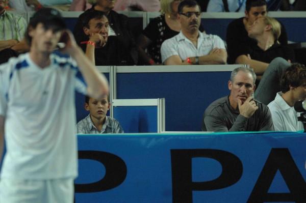 Brad Gilbert a notamment entraîné Agassi ou encore Roddick.