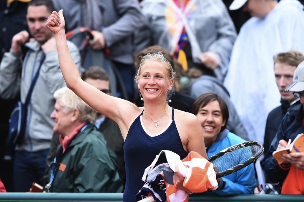 Roland Garros : les 10 infos-clés pour découvrir Myrtille Georges