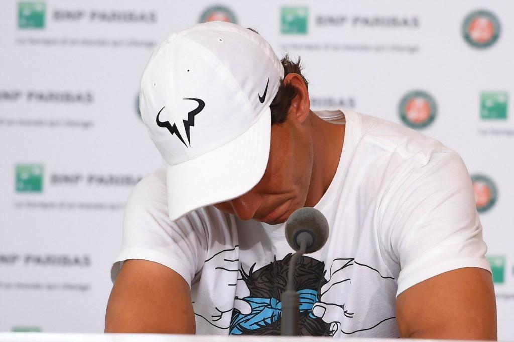 Roland-Garros : Nadal forfait, le coup de tonnerre ! (video)