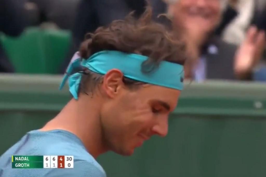 Vidéo : Nadal est un magicien, la preuve !