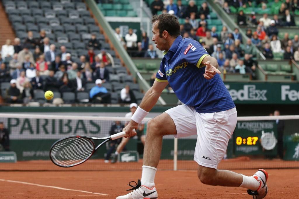 Video : après la pluie, le beau tennis lundi à Roland-Garros