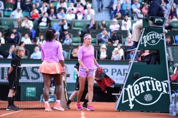 Serena Williams n'était pas passée loin de la défaite l'an dernier face à Victoria Azarenka