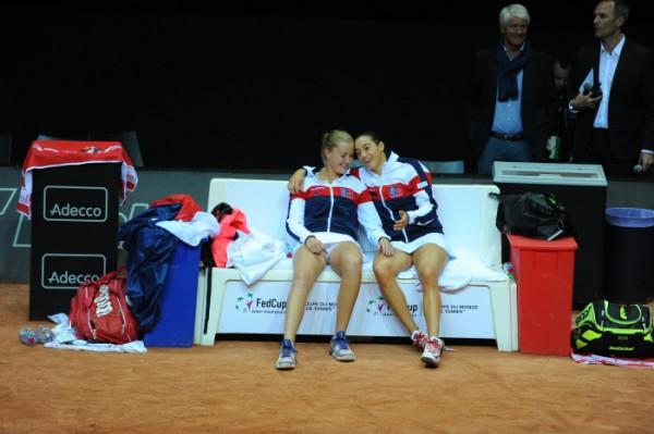 Kristina Mladenovic et Caroline Garcia devraient défendre les couleurs tricolores à Rio