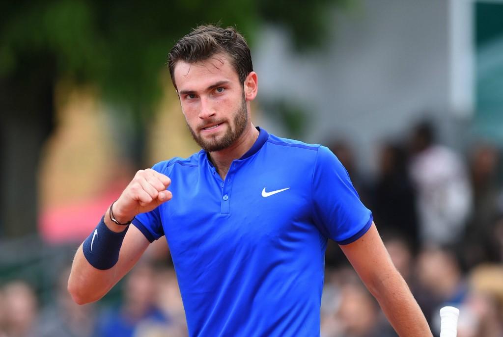 Halys a déjà réussi son Roland-Garros