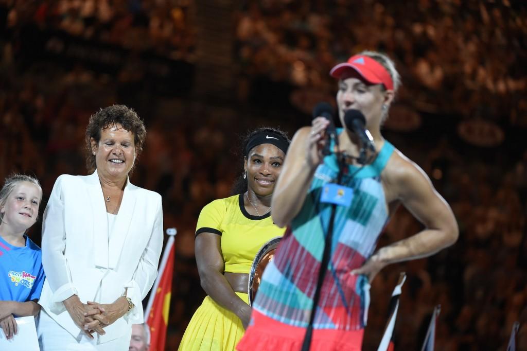 Open d'Australie : Kerber première contre Serena