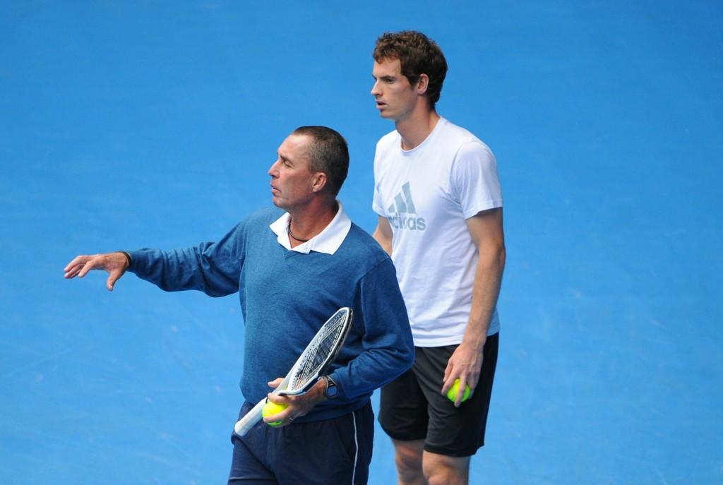 Murray a déjà oublié Mauresmo… mais pas Lendl