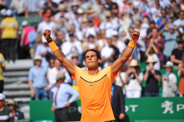 Nadal : au top pour la 9e fois à Barcelone