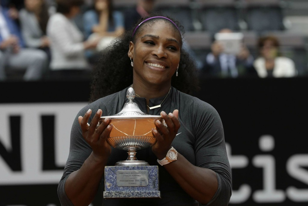 Pourquoi Serena Williams reste la favorite de Roland Garros
