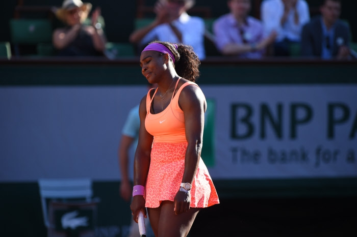 Madrid : Serena ne sera pas là