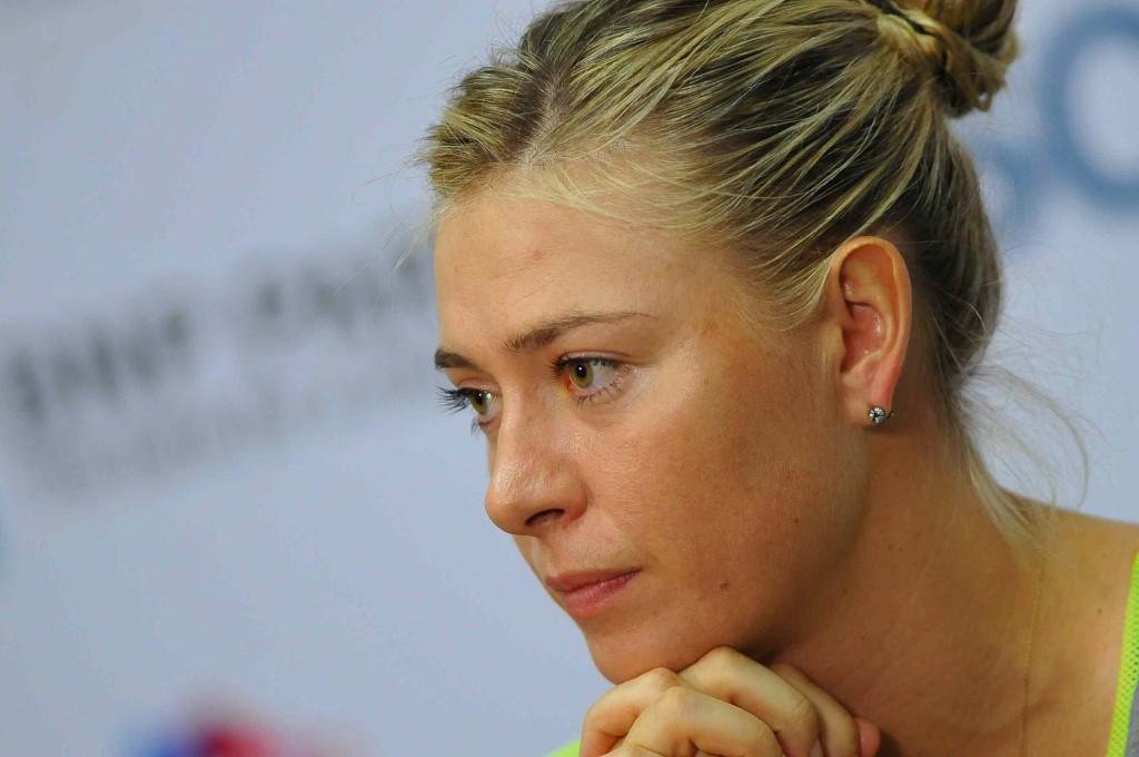Sharapova a-t-elle été entendue aujourd'hui ?