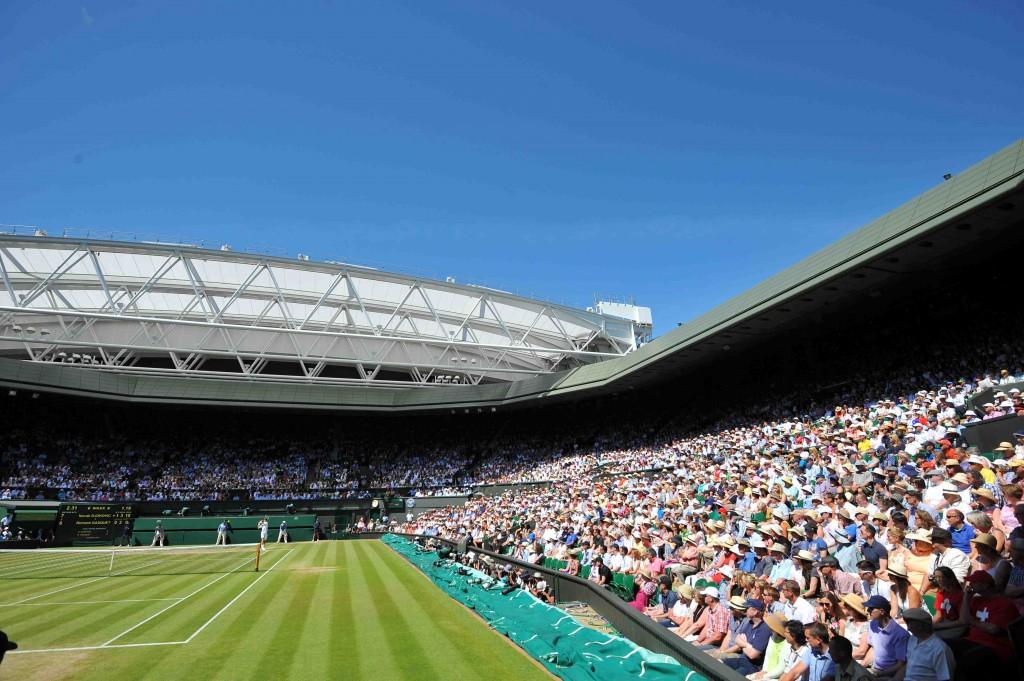 Le silence, maître-mot du tennis
