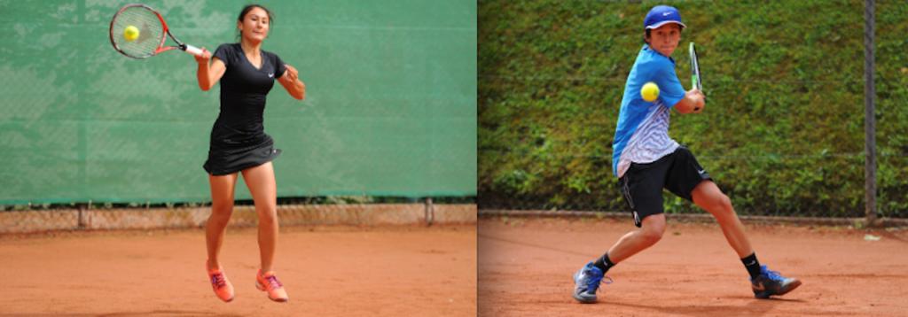 Championnats de France 14 ans : l'habitué et la nouvelle