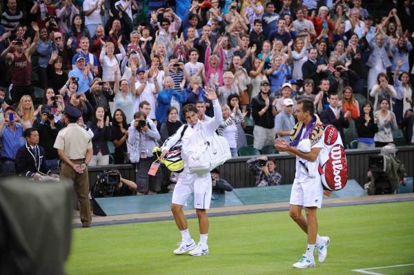 Blessé au genou, Rafael Nadal ne rejouera plus le moindre match en 2012 après sa défaite face à Rosol.