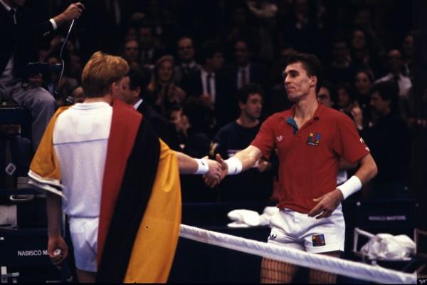 Becker-Lendl, finale du Masters 1988. Le match le plus mémorable qui se soit achevé par un tie-break du 5è set ?