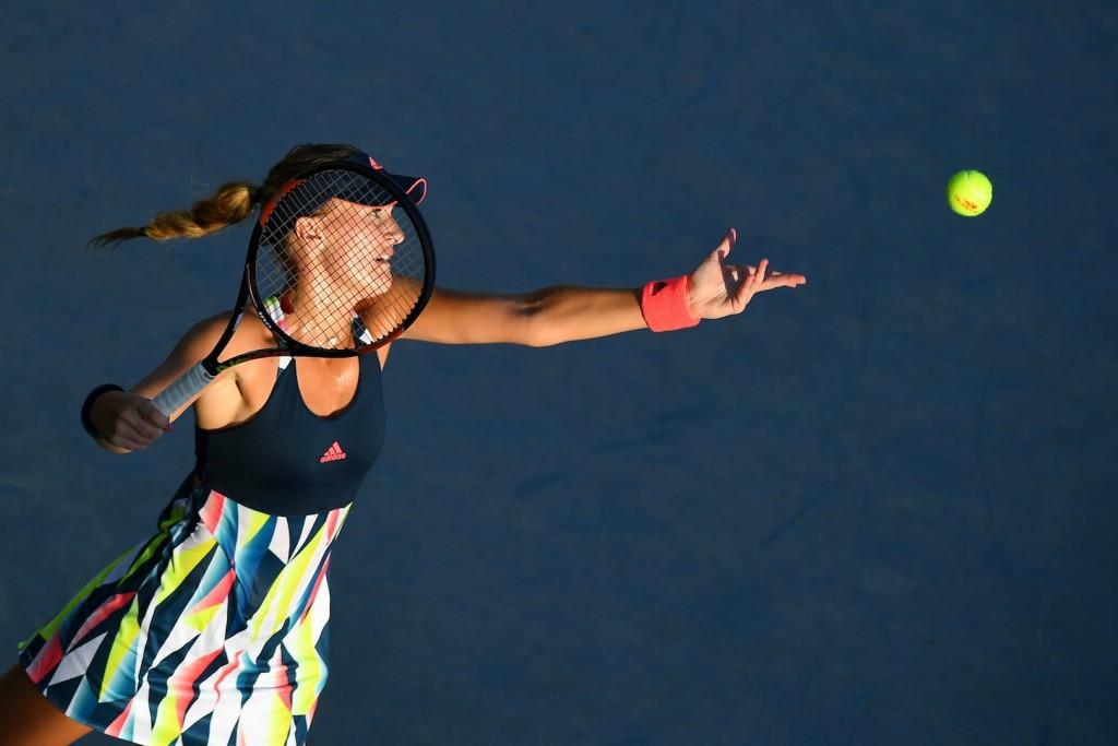 US Open : Mladenovic gagne et s'agace, Serena et Murray (se) rassurent
