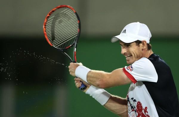 Andy Murray a sué sang et eau pour conquérir sa deuxième médaille d'or. La preuve...