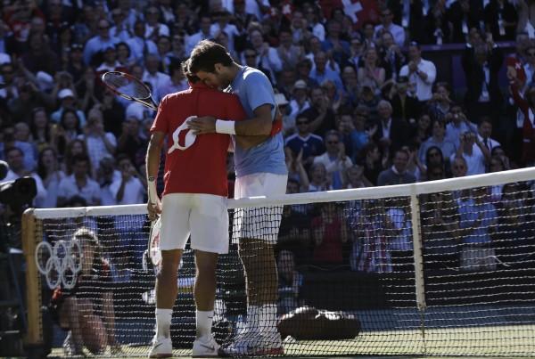 London Olympics Tennis Men