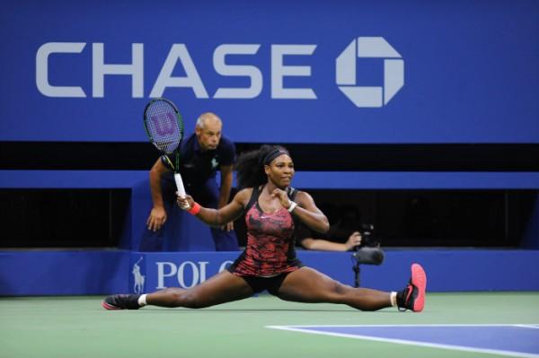 Serena Williams a encore rendez-vous avec l'histoire à l'US Open.