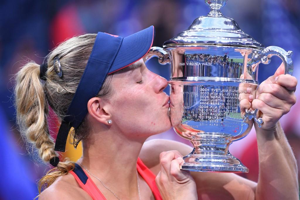 US Open : Kerber en a bavé mais elle est la plus forte