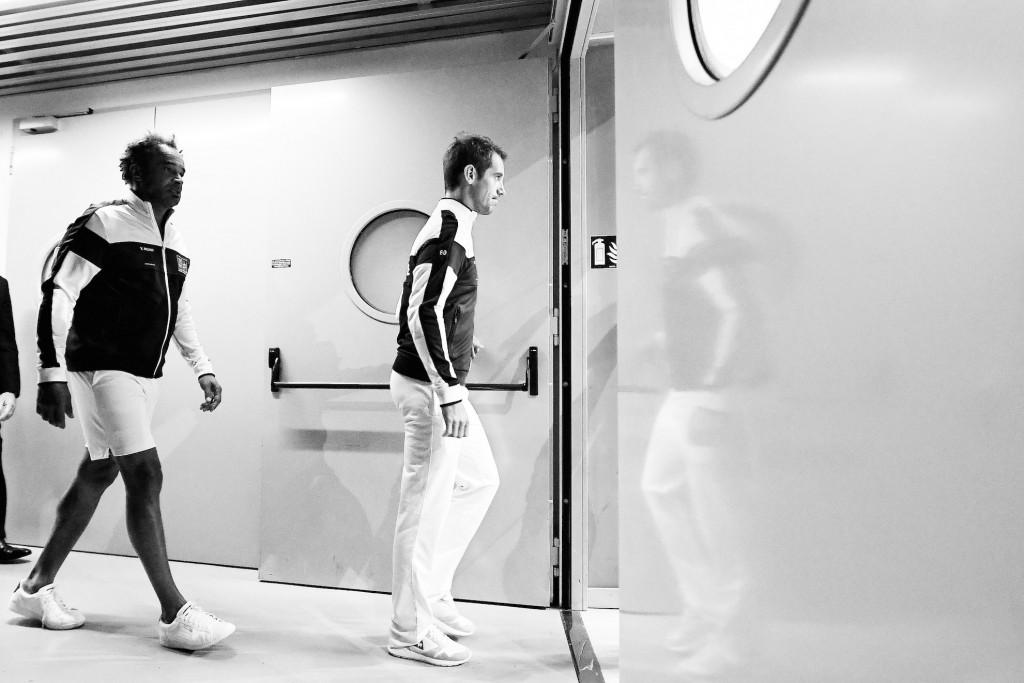 Coupe Davis : Gasquet en sauveur, les 4 raisons d'y croire