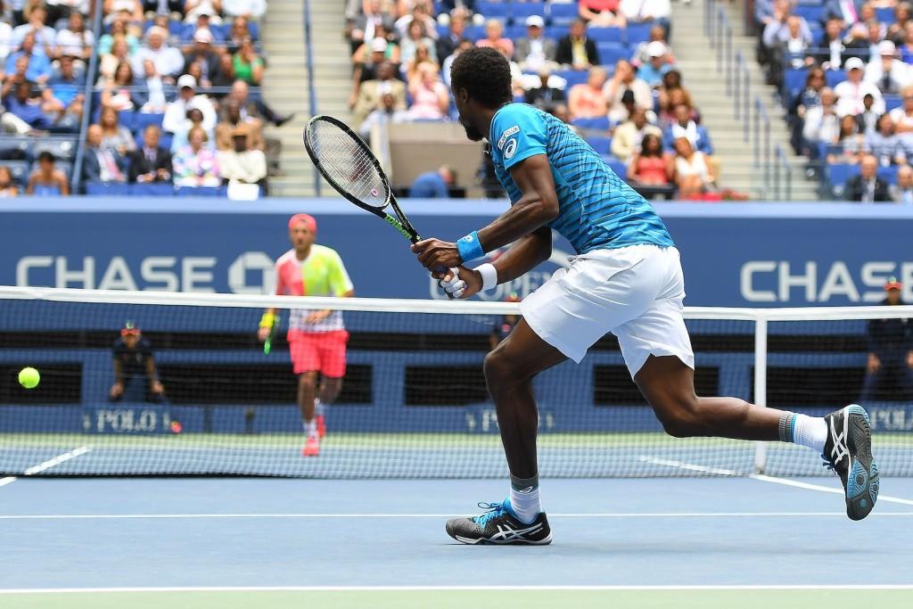 US Open : Monfils surclasse Pouille et jouera les demies