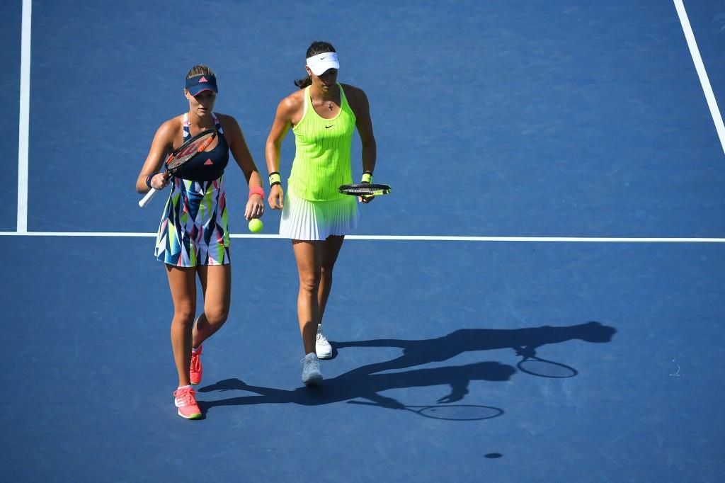 US Open : Mladenovic et Garcia ont touché le Graal de près, avant de trébucher
