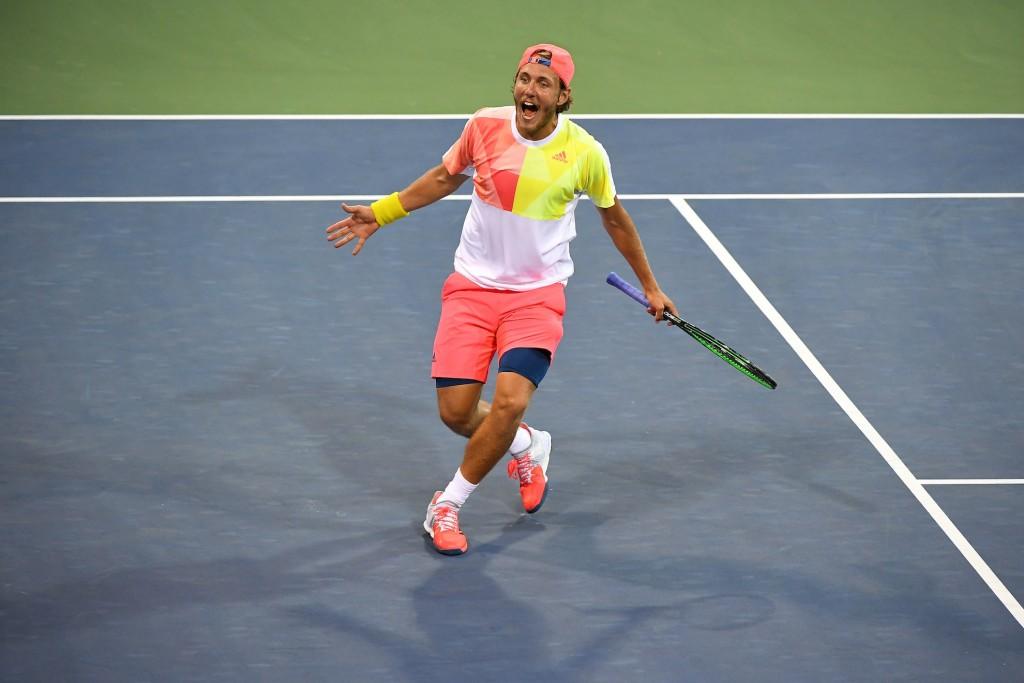 US Open : Lucas le fantastique terrasse Nadal pour retrouver Monfils