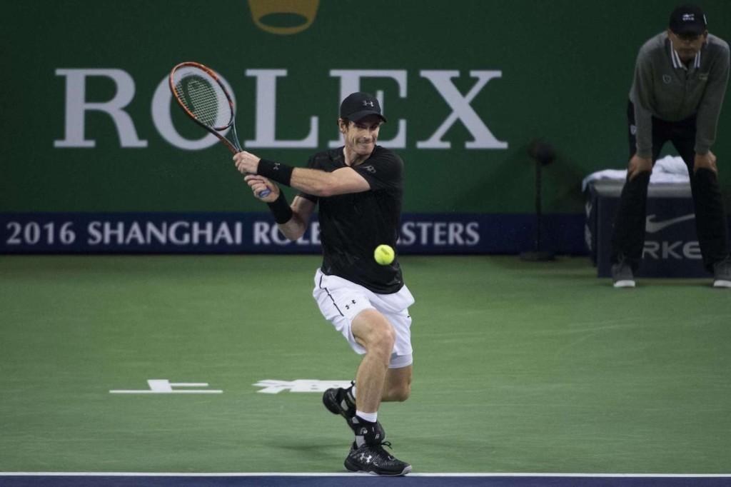 Masters 1000 de Shanghai : Murray éteint la menace Simon et va en finale