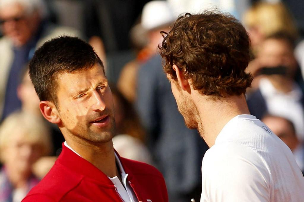 Djokovic : « Murray numéro 1 ? Ça dépend aussi de moi »