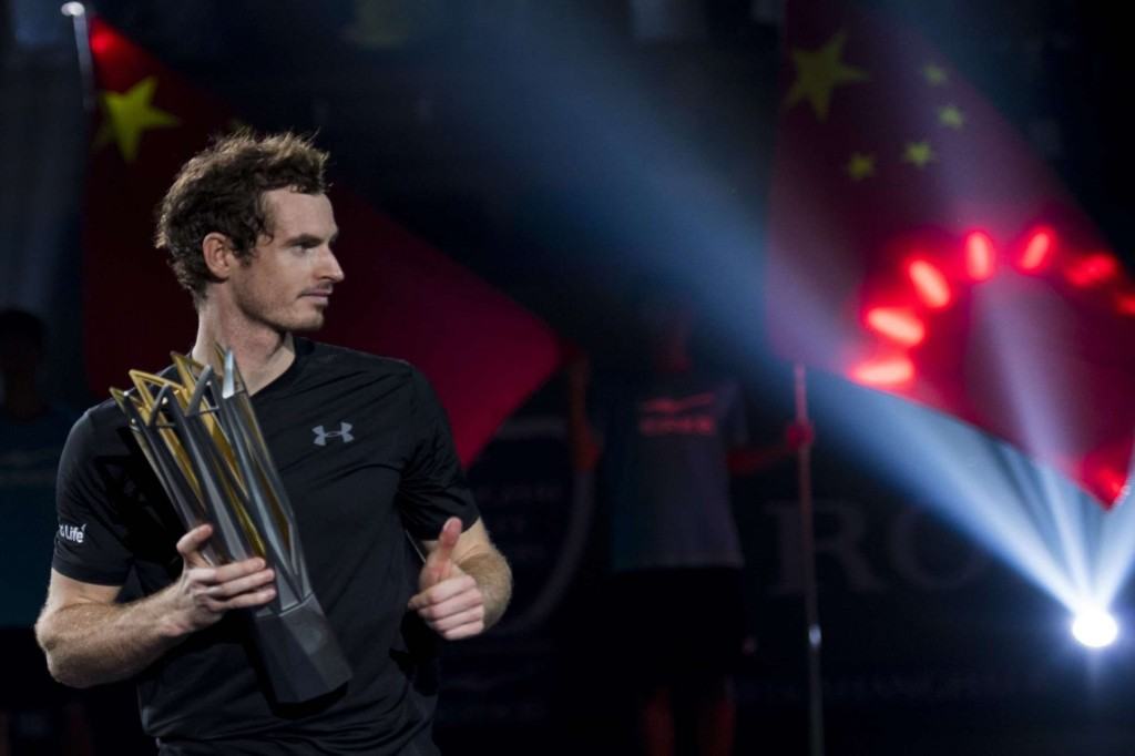 Classement ATP : quelle place occupe Murray chez les presque n°1 ?
