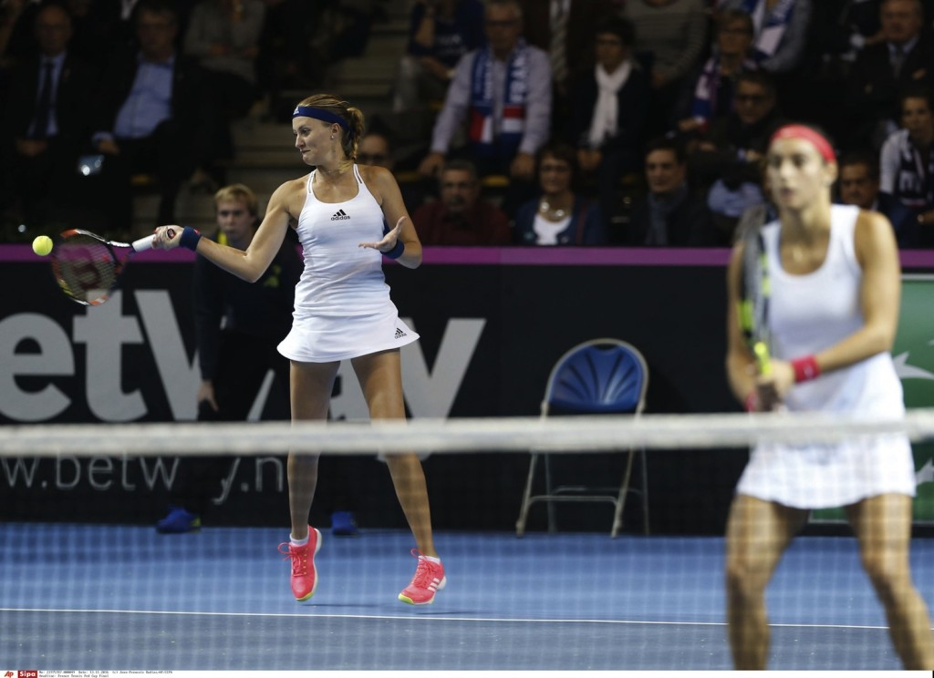 Un si long week-end de Fed Cup…