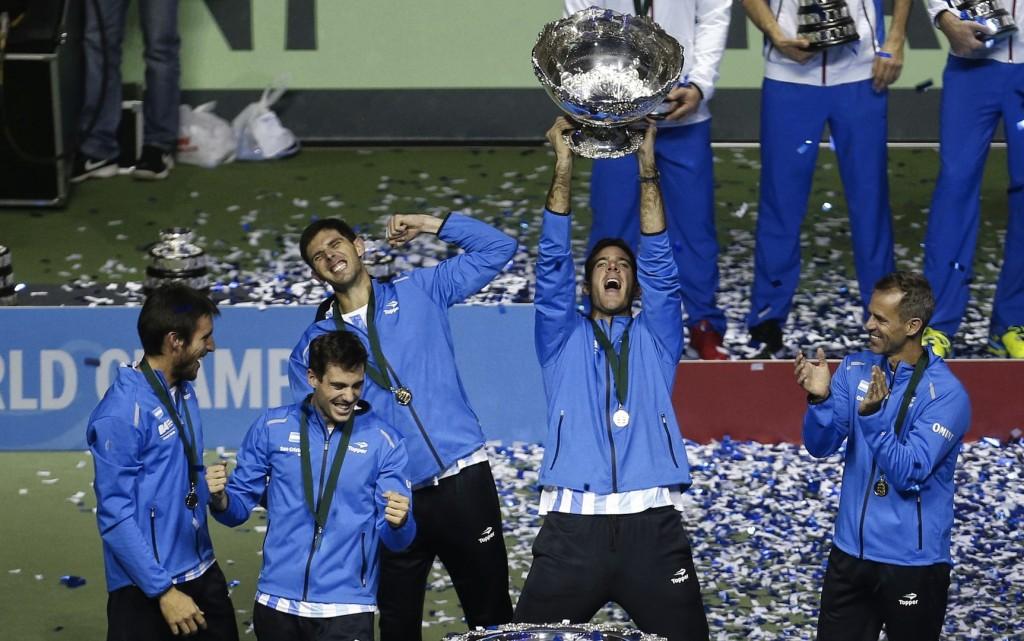 Coupe Davis : l'exploit argentin en 4 points