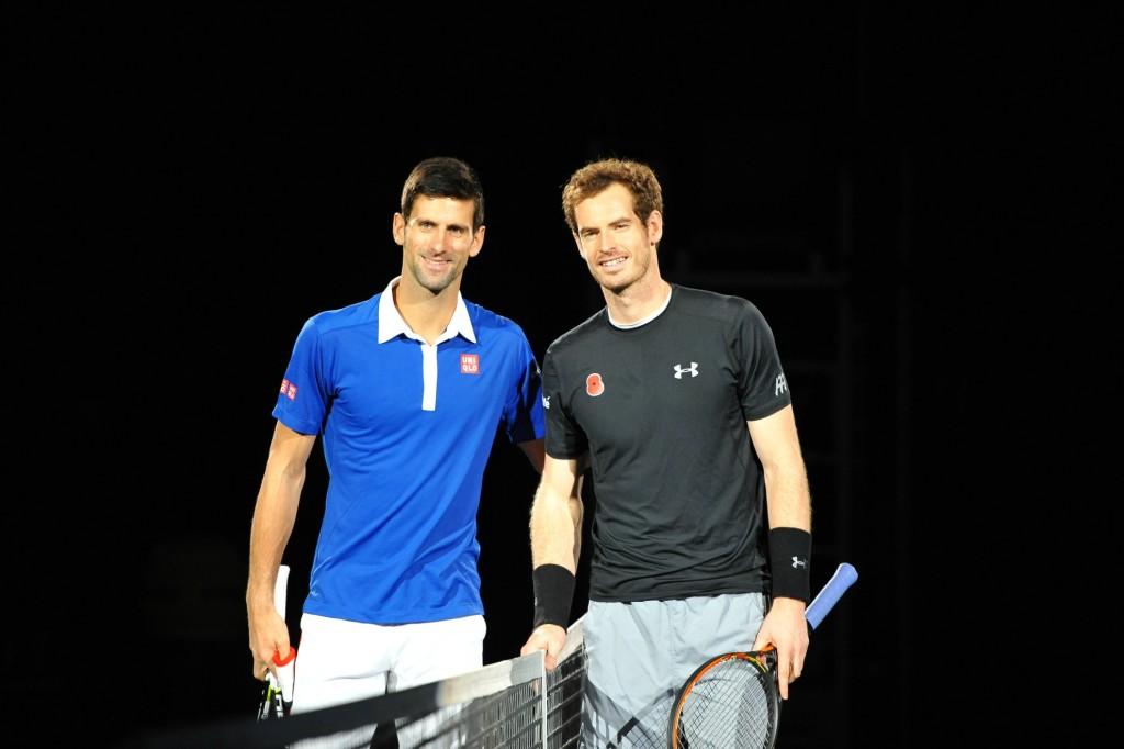 Murray-Djokovic, un duel à la Une