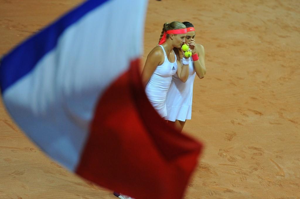 Fed Cup : Mladenovic et Garcia pour oublier définitivement Rio