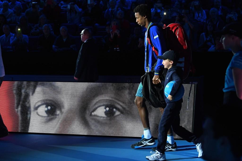 ATP Finals : Game over pour Monfils