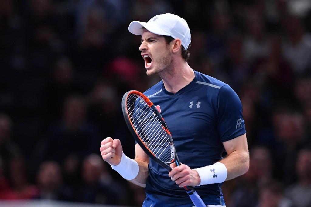 BNPPM : Murray n°1 mondial grâce au forfait de Raonic