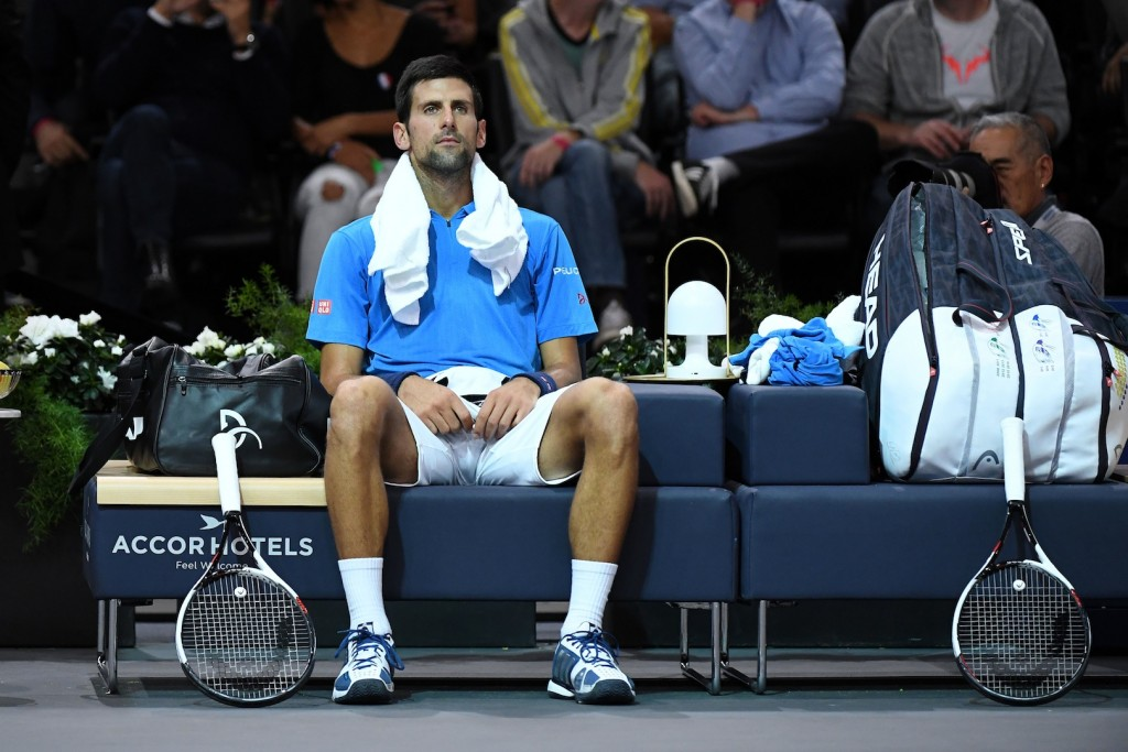 BNPPM : Djokovic laisse la main…