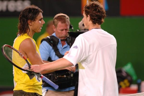 Lors de cet Open d'Australie 2007, Novak Djokovic et Andy Murray avaient tous deux été battus en huitièmes de finale par... Roger Federer et Rafael Nadal.