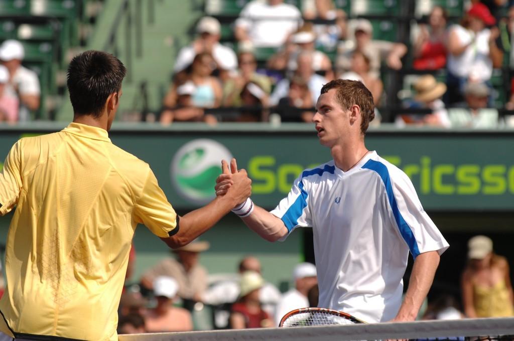 La dernière fois que ni Murray ni Djokovic…